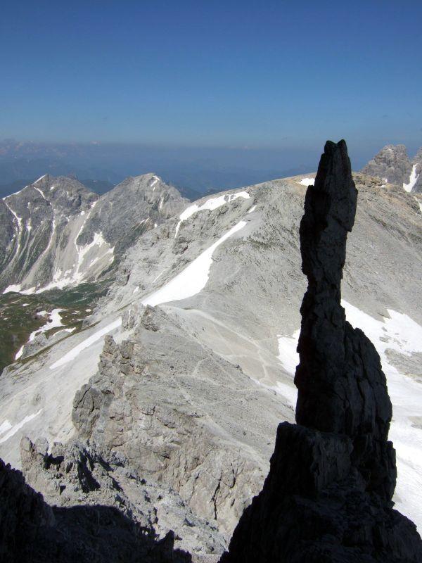 Foto: Ingo Gräber / Wander Tour / Aus dem Riedingtal im Lungau auf das Mosermandl (2680 m) / 05.10.2013 17:48:55