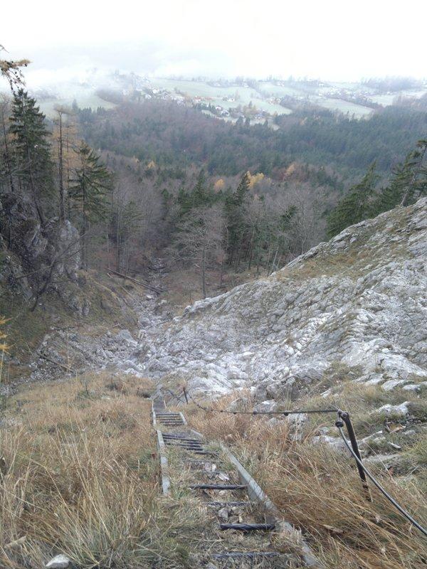 Foto: goldengel80 / Wander Tour / Über den Brennerriesensteig auf die Brennerin / (aufgenommen am 18.11.2012) / 21.11.2012 17:35:50