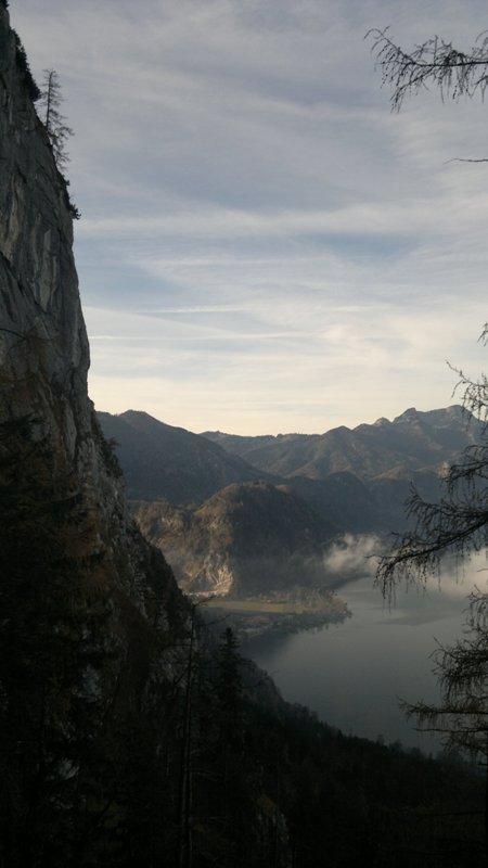 Foto: goldengel80 / Wandertour / Über den Brennerriesensteig auf die Brennerin / für einen spätsommerlichen Ausflug eine wunderschöne Route (aufgenommen am 18.11.2012) / 21.11.2012 17:41:22