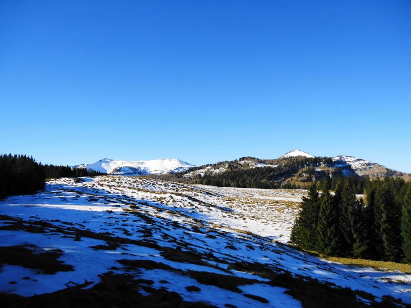 Foto: Günter Siegl / Wander Tour / Von der Postalm auf den Labenberg / Plateauwanderung / 28.12.2015 19:35:34