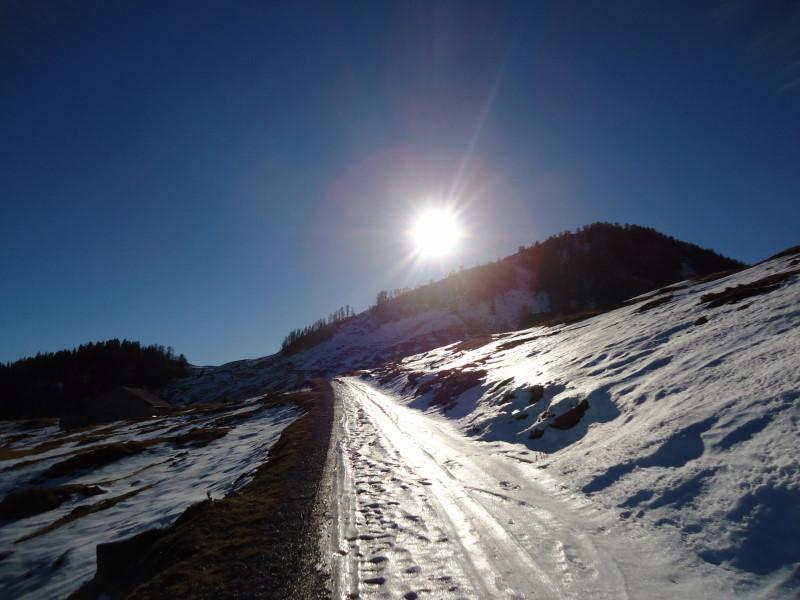 Foto: Günter Siegl / Wander Tour / Von der Postalm auf den Labenberg / 28.12.2015 19:34:45