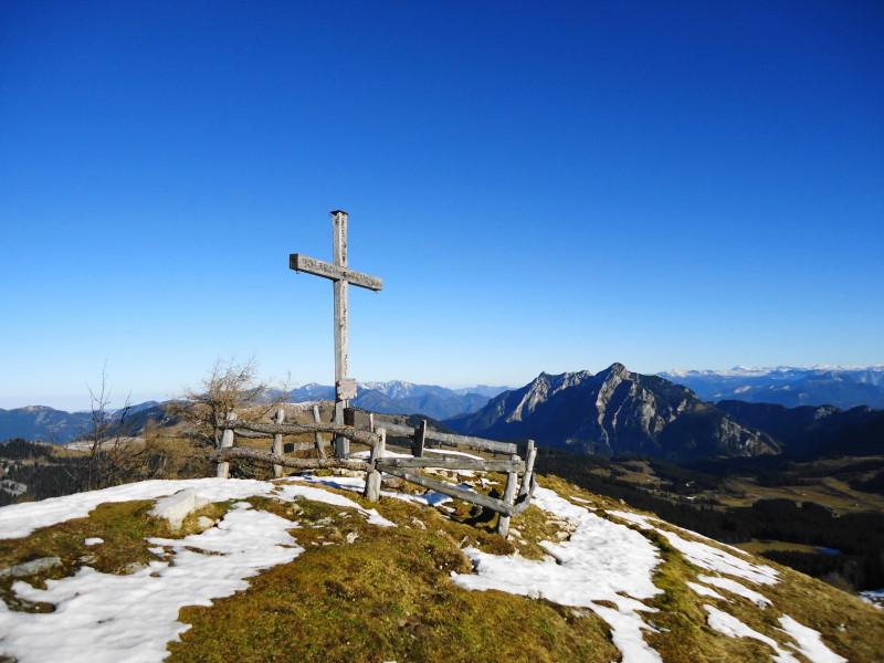 Foto: Günter Siegl / Wander Tour / Von der Postalm auf den Labenberg / Labenberg! / 28.12.2015 19:33:26