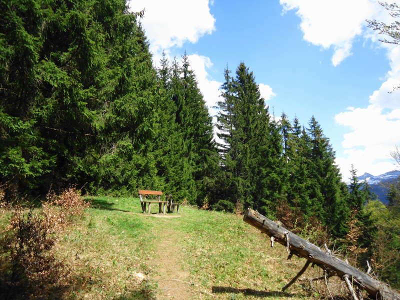Foto: Günter Siegl / Wander Tour / Perneck - Kolowratshöhe / Gipfel Kolowratshöhe / 15.05.2016 20:14:53