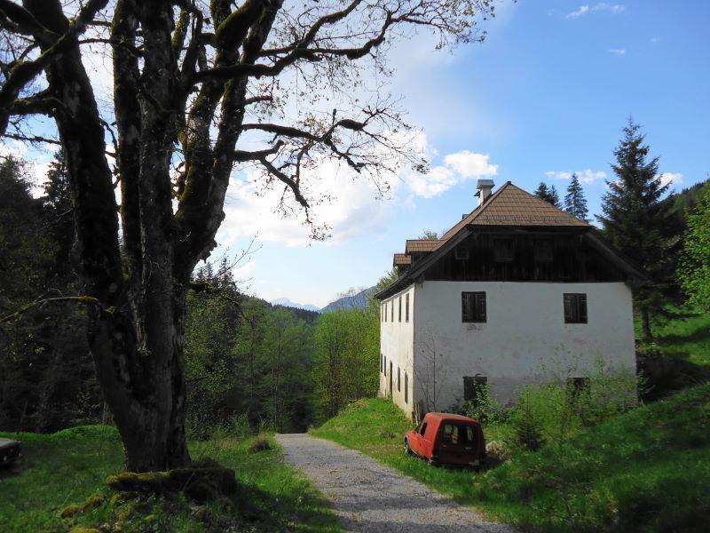 Foto: Günter Siegl / Wander Tour / Perneck - Kolowratshöhe / 15.05.2016 20:18:23