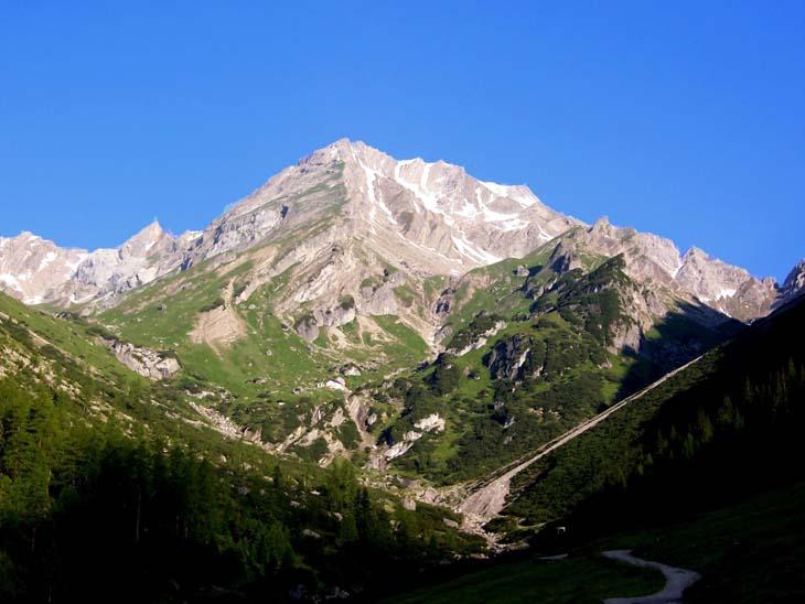 Foto: vince 51 / Wander Tour / Alpjoch - Pleiskopf - Muttekopf / Muttekopf / 14.07.2009 23:37:49