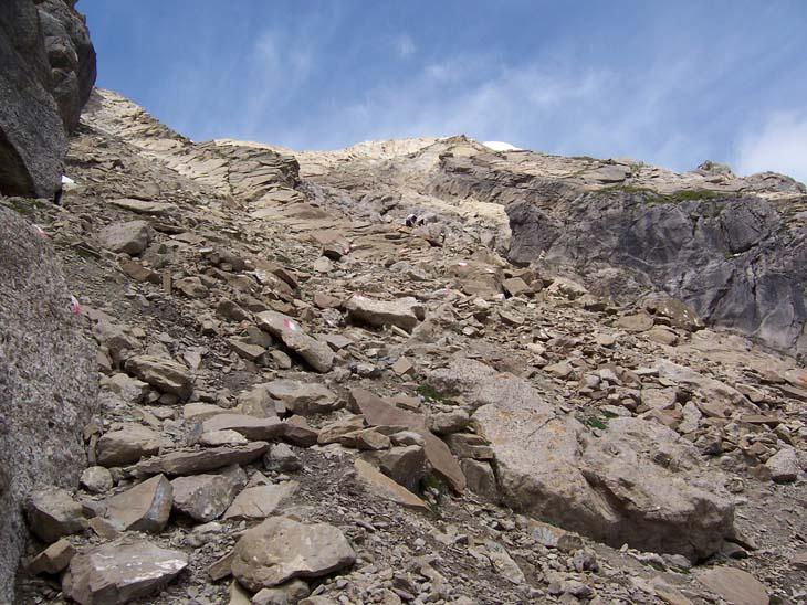 Foto: vince 51 / Wander Tour / Alpjoch - Pleiskopf - Muttekopf / Aufstieg zum Muttekopf / 14.07.2009 23:38:50