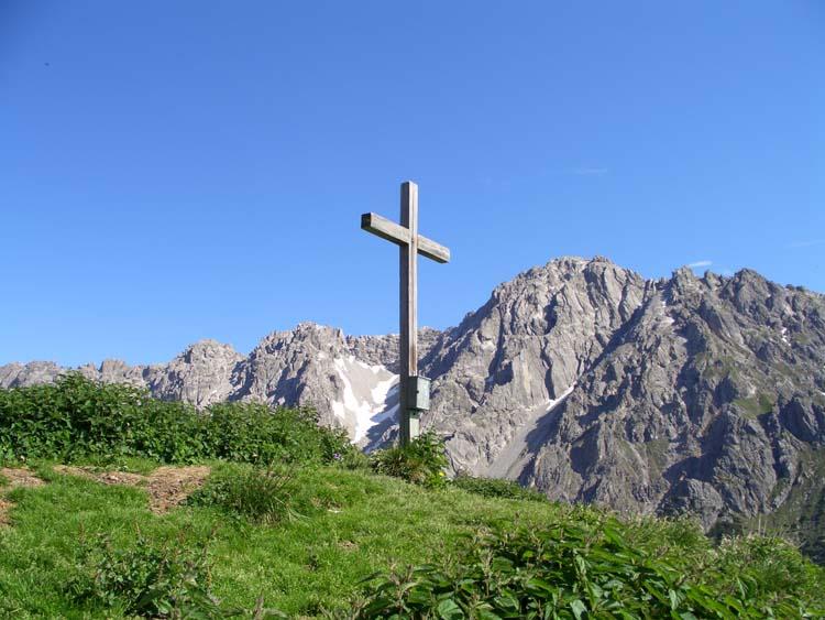 Foto: vince 51 / Wander Tour / Alpjoch - Pleiskopf - Muttekopf / vorderes Alpjoch / 14.07.2009 23:53:24