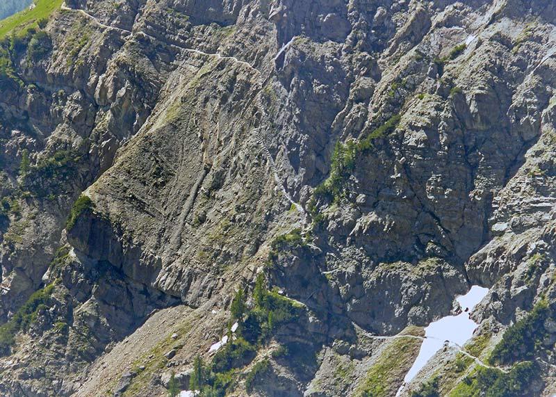 Foto: vince 51 / Wander Tour / Alpjoch - Pleiskopf - Muttekopf / Drischl-Steig / 14.07.2009 23:23:17