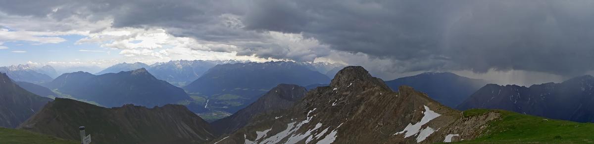 Foto: vince 51 / Wander Tour / Alpjoch - Pleiskopf - Muttekopf / gleich kommt die Dusche / 14.07.2009 23:42:45