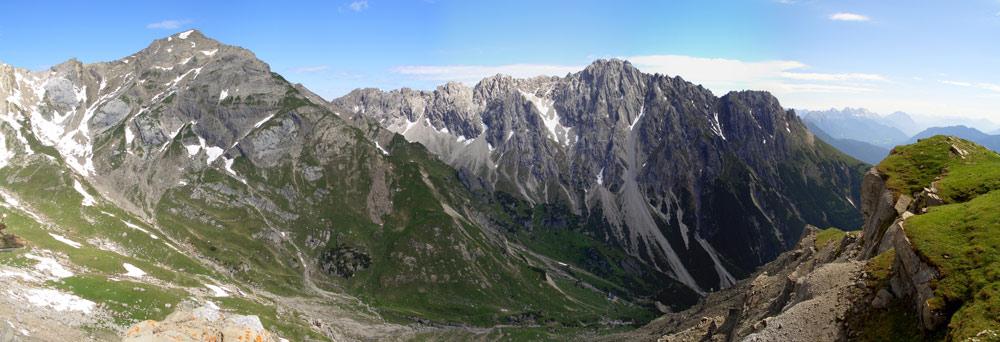 Foto: vince 51 / Wander Tour / Alpjoch - Pleiskopf - Muttekopf / 14.07.2009 23:47:39
