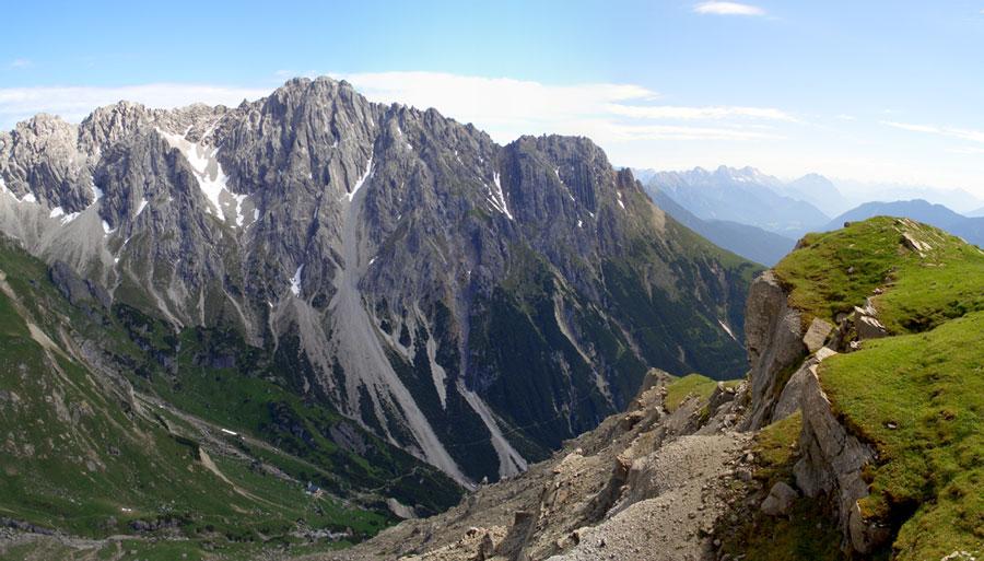 Foto: vince 51 / Wander Tour / Alpjoch - Pleiskopf - Muttekopf / 14.07.2009 23:46:38