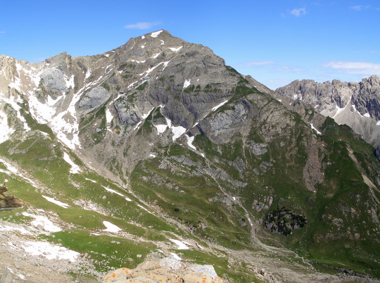 Foto: vince 51 / Wander Tour / Alpjoch - Pleiskopf - Muttekopf / 14.07.2009 23:46:24