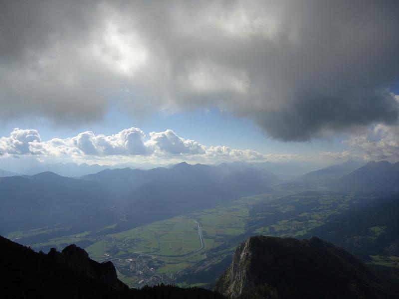 Foto: Günter Siegl / Wandertour / Dobratsch - Villacher Hausberg (2166m) / Gailtal / 24.10.2016 21:44:04