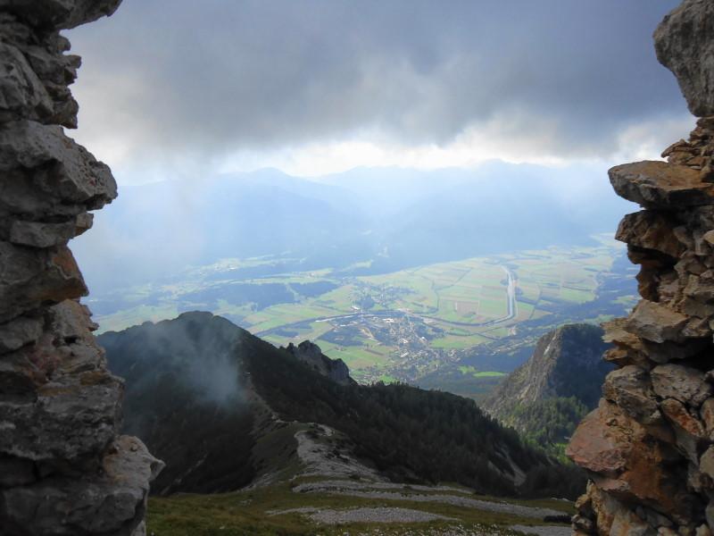 Foto: Günter Siegl / Wandertour / Dobratsch - Villacher Hausberg (2166m) / 24.10.2016 21:42:43
