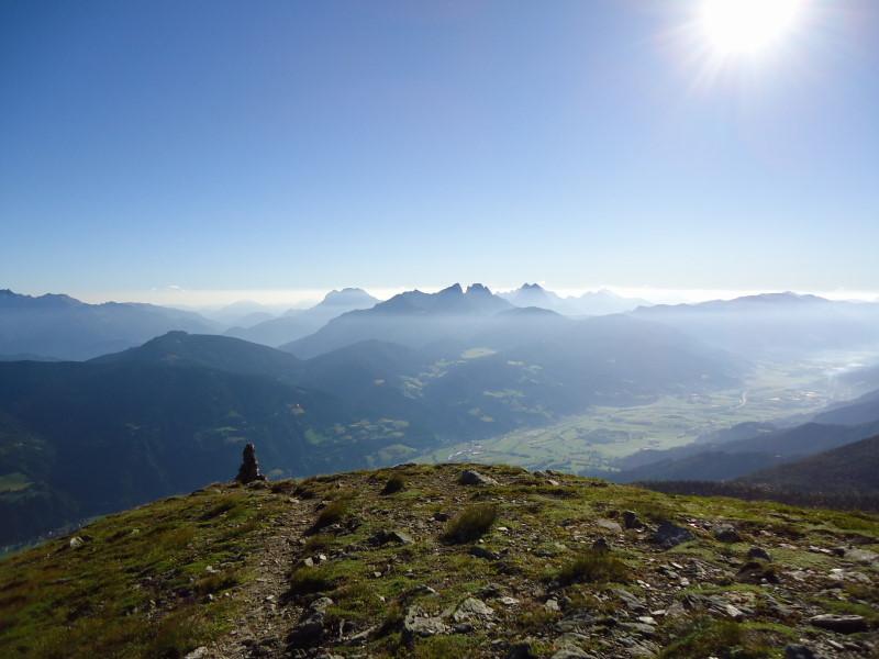 Foto: Günter Siegl / Wander Tour / Stein am Mandl und Seegupf / 04.08.2013 12:57:24