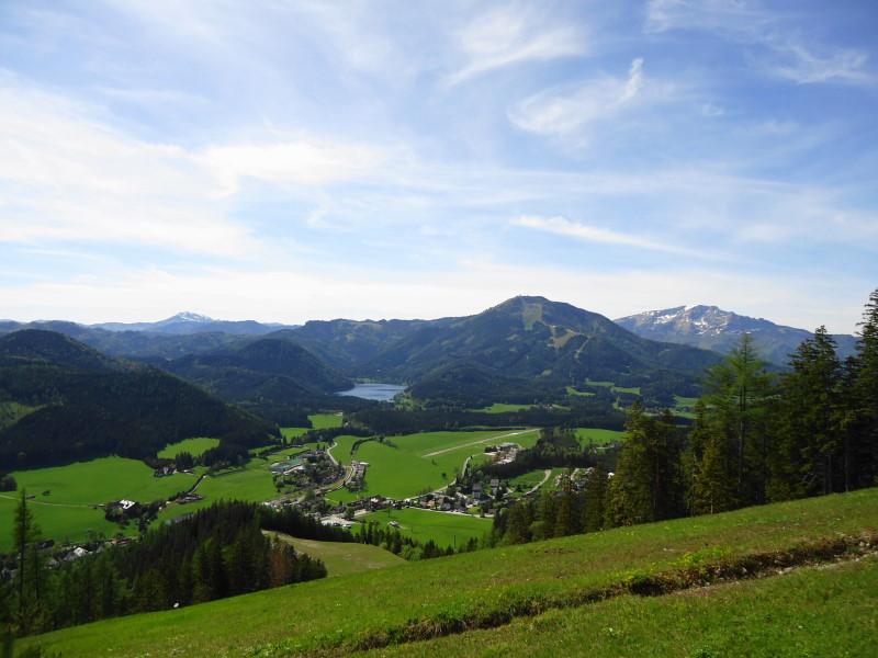Foto: Günter Siegl / Wander Tour / Von Mariazell auf die Bürgeralpe / Erlaufsee und Gemeindealpe / 26.05.2016 06:56:10