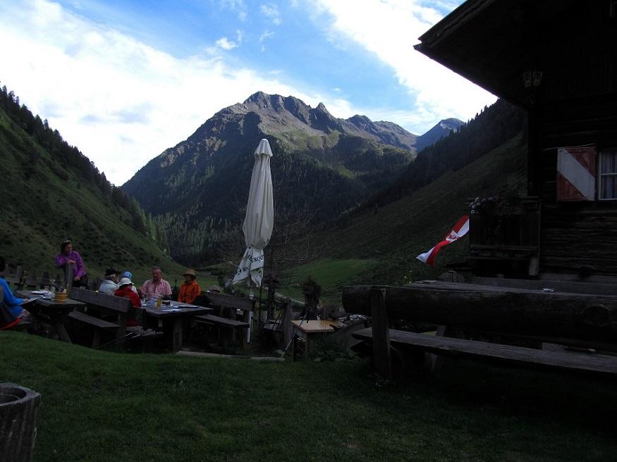 Foto: Andreas Koller / Wander Tour / Von der Volkzeiner Hütte auf die Hochalmspitze (2797m) / 23.04.2014 20:16:42
