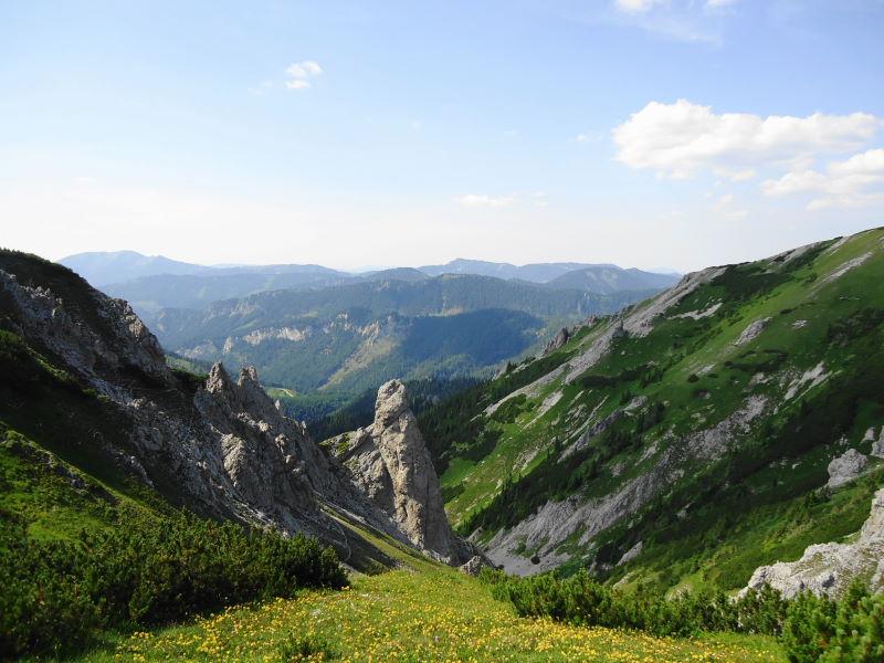 Foto: Günter Siegl / Wander Tour / Von Altenberg an der Rax auf die Schneealpe / 17.07.2015 14:56:06