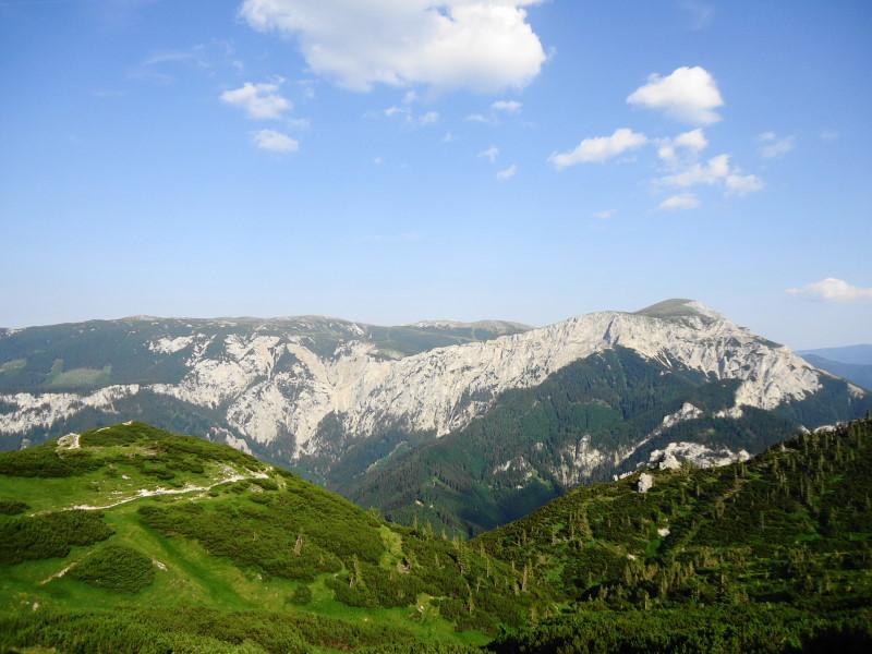 Foto: Günter Siegl / Wandertour / Von Altenberg an der Rax auf die Schneealpe / 17.07.2015 15:01:19