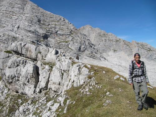 Foto: fabiorrrr / Wander Tour / Über den Lettlkaser und die Passauer Hütte auf den Hochzint / Auf dem Weg zum Hochzint / 01.11.2010 20:55:00