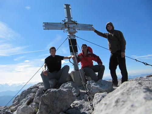 Foto: fabiorrrr / Wander Tour / Über den Lettlkaser und die Passauer Hütte auf den Hochzint / Berg Heil / 01.11.2010 20:56:42
