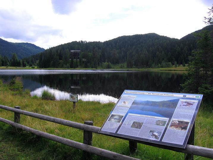 Foto: Andreas Koller / Wander Tour / Vom Prebersee auf das Roteck (2742 m) / Prebersee / 16.08.2010 18:46:01