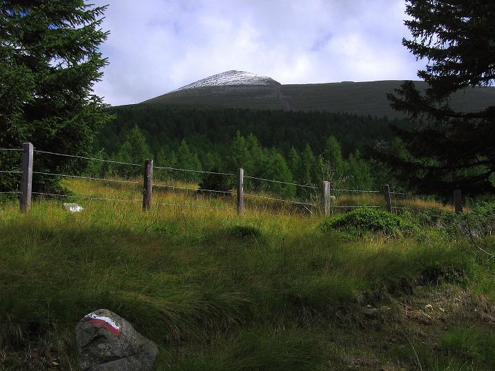 Foto: Andreas Koller / Wander Tour / Vom Prebersee auf das Roteck (2742 m) / Preber (2741m) / 16.08.2010 18:45:47