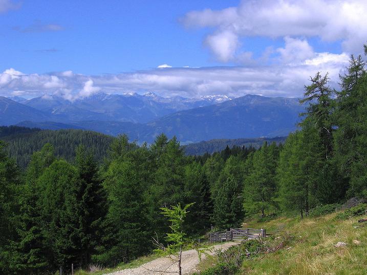 Foto: Andreas Koller / Wander Tour / Vom Prebersee auf das Roteck (2742 m) / Lungau / 16.08.2010 18:45:37