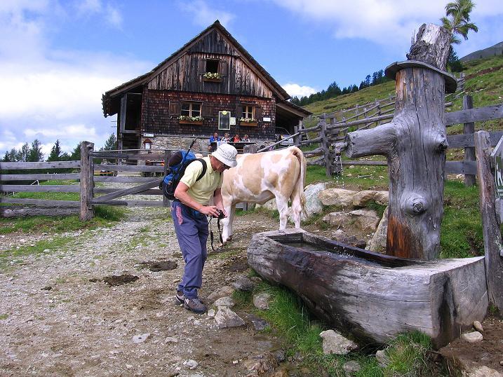 Foto: Andreas Koller / Wander Tour / Vom Prebersee auf das Roteck (2742 m) / 16.08.2010 18:45:03