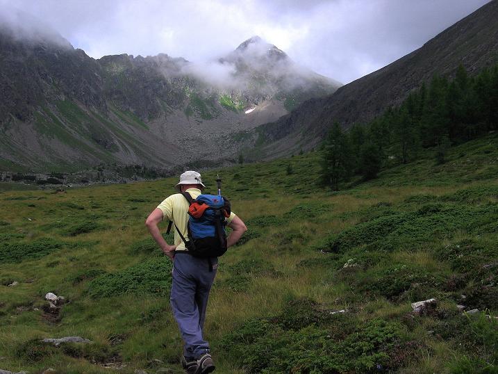 Foto: Andreas Koller / Wander Tour / Vom Prebersee auf das Roteck (2742 m) / Anstieg durch den Preberkessel / 16.08.2010 18:44:47