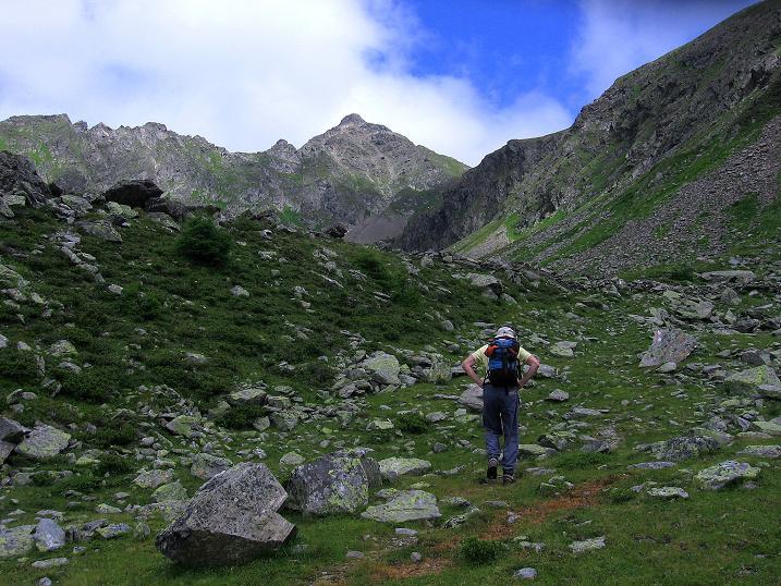 Foto: Andreas Koller / Wander Tour / Vom Prebersee auf das Roteck (2742 m) / 16.08.2010 18:44:22
