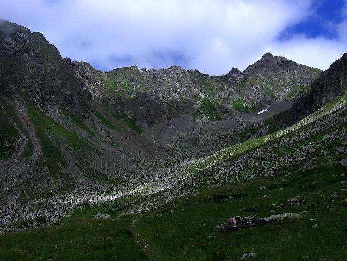 Foto: Andreas Koller / Wander Tour / Vom Prebersee auf das Roteck (2742 m) / 16.08.2010 18:44:08