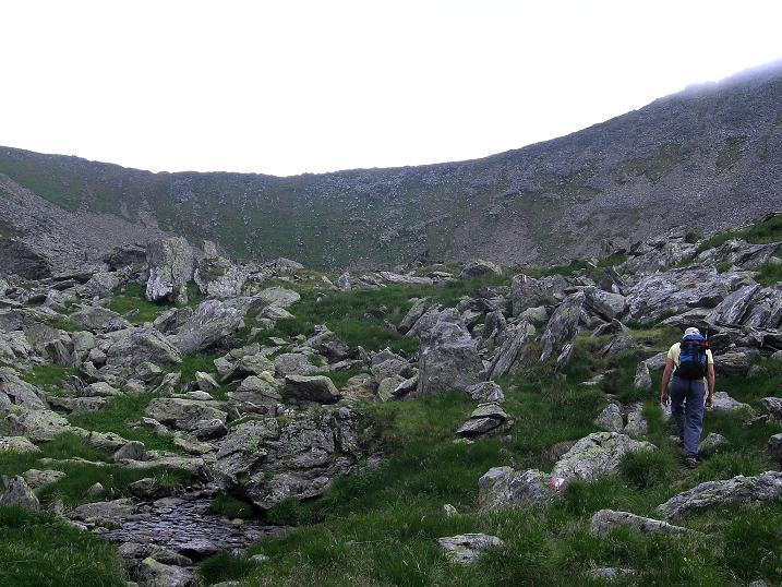 Foto: Andreas Koller / Wander Tour / Vom Prebersee auf das Roteck (2742 m) / Unter dem Mühlbachtörl / 16.08.2010 18:43:45