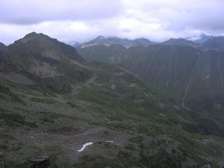 Foto: Andreas Koller / Wander Tour / Vom Prebersee auf das Roteck (2742 m) / 16.08.2010 18:43:19