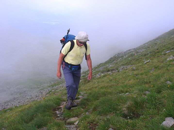 Foto: Andreas Koller / Wander Tour / Vom Prebersee auf das Roteck (2742 m) / 16.08.2010 18:43:02