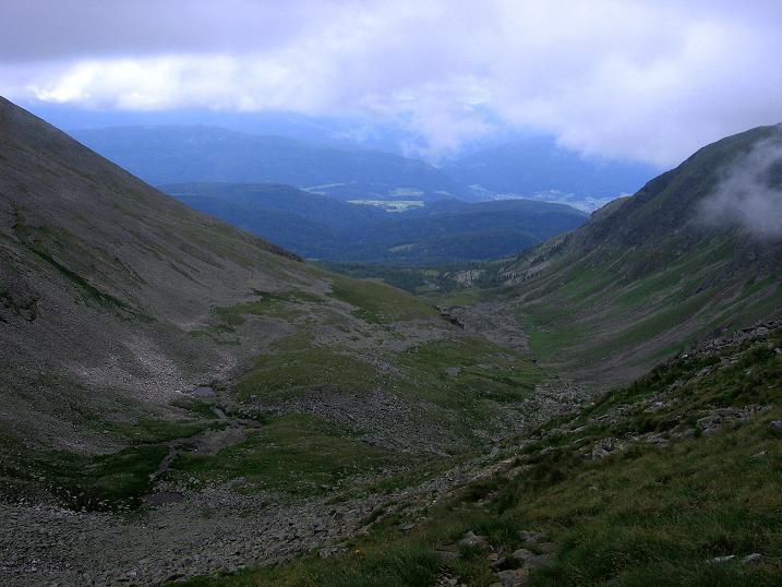 Foto: Andreas Koller / Wander Tour / Vom Prebersee auf das Roteck (2742 m) / 16.08.2010 18:42:52
