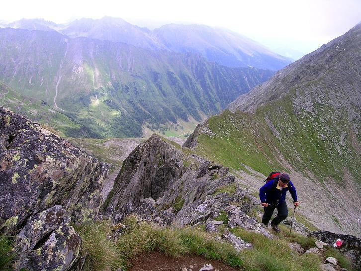 Foto: Andreas Koller / Wander Tour / Vom Prebersee auf das Roteck (2742 m) / 16.08.2010 18:42:14