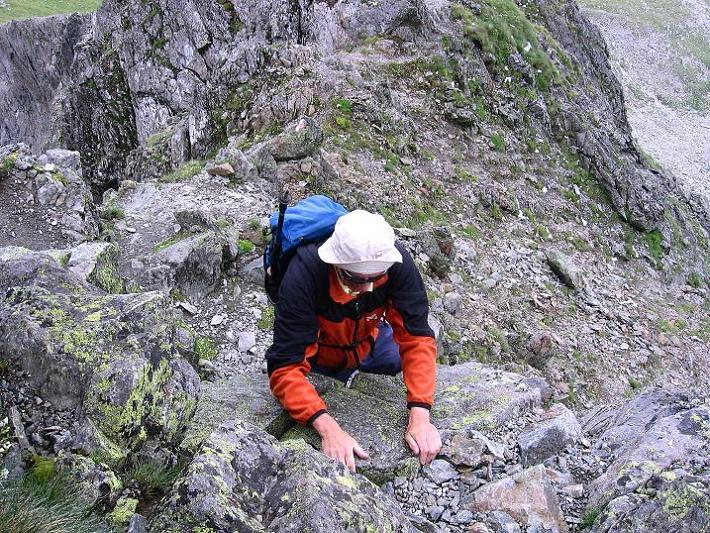 Foto: Andreas Koller / Wander Tour / Vom Prebersee auf das Roteck (2742 m) / 16.08.2010 18:41:34