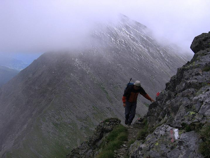 Foto: Andreas Koller / Wander Tour / Vom Prebersee auf das Roteck (2742 m) / 16.08.2010 18:41:16