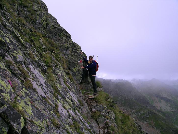 Foto: Andreas Koller / Wander Tour / Vom Prebersee auf das Roteck (2742 m) / 16.08.2010 18:41:08