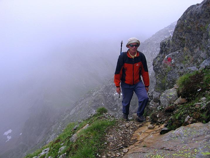 Foto: Andreas Koller / Wander Tour / Vom Prebersee auf das Roteck (2742 m) / 16.08.2010 18:41:00