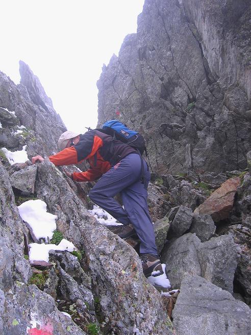 Foto: Andreas Koller / Wander Tour / Vom Prebersee auf das Roteck (2742 m) / 16.08.2010 18:40:47