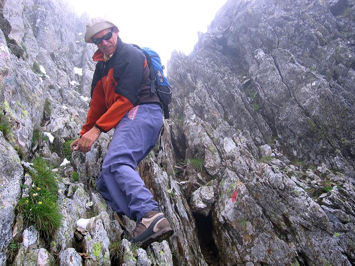 Foto: Andreas Koller / Wander Tour / Vom Prebersee auf das Roteck (2742 m) / 16.08.2010 18:40:34