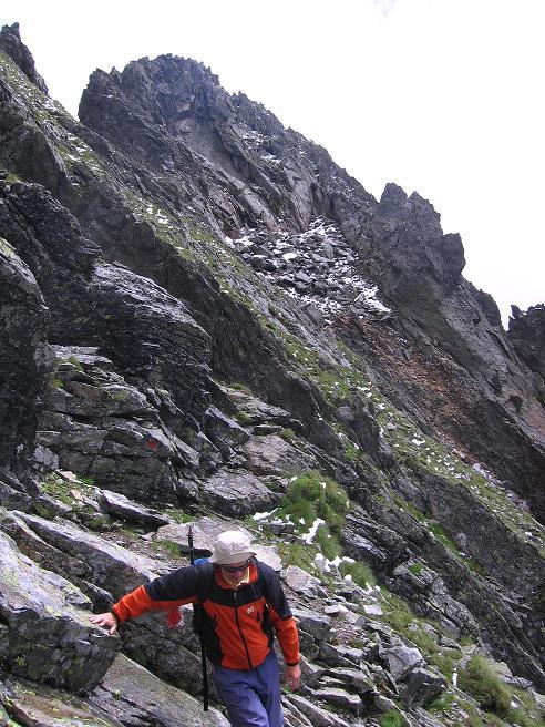 Foto: Andreas Koller / Wander Tour / Vom Prebersee auf das Roteck (2742 m) / 16.08.2010 18:40:24