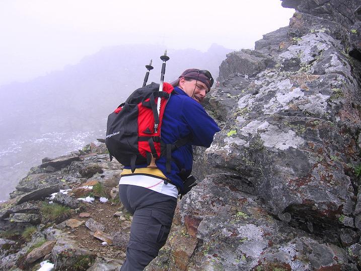 Foto: Andreas Koller / Wander Tour / Vom Prebersee auf das Roteck (2742 m) / 16.08.2010 18:40:17