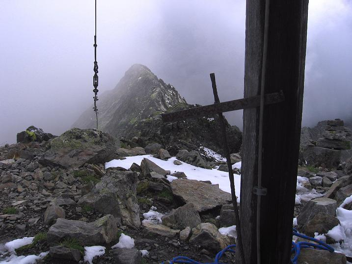 Foto: Andreas Koller / Wander Tour / Vom Prebersee auf das Roteck (2742 m) / 16.08.2010 18:39:52