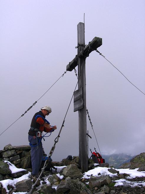 Foto: Andreas Koller / Wander Tour / Vom Prebersee auf das Roteck (2742 m) / 16.08.2010 18:39:43