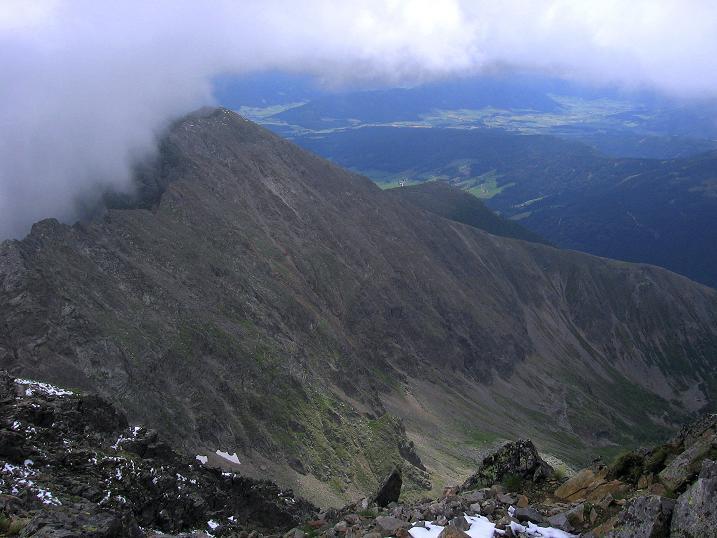 Foto: Andreas Koller / Wander Tour / Vom Prebersee auf das Roteck (2742 m) / 16.08.2010 18:39:36