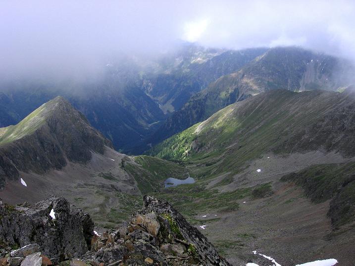 Foto: Andreas Koller / Wander Tour / Vom Prebersee auf das Roteck (2742 m) / 16.08.2010 18:37:21