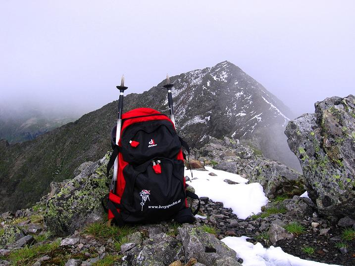 Foto: Andreas Koller / Wander Tour / Vom Prebersee auf das Roteck (2742 m) / 16.08.2010 18:37:05